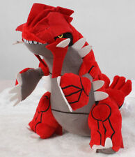 "Pokemon Center XY Groudon 12"" Soft Plush Toy Pokedoll Stuffed Animal Doll USA"