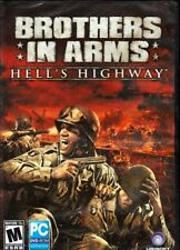 Brothers in Arms HELL'S HIGHWAY PC DVD-ROM Game FREE US SHIPPING