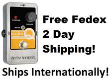 New Electro-Harmonix Doctor Q Envelope Filter Guitar Effect Pedal!! Dr. Q