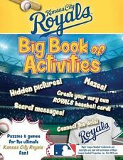 Kansas City Royals: The Big Book of Activities Hawk's Nest Activity Books