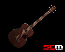 Ibanez PCBE12MH Grand Concert Acoustic Electric Bass Guitar All Mahogany