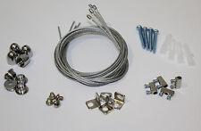 Befestigung SET Seil Abhängung für LED Panel Deckenbefestigung Aufhängung *6019*
