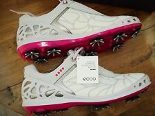 CHAUSSURES DE GOLF ECCO NEUVES EMBALLEES POINTURE 39