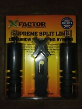 XFactor Supreme Split Limb Crossbow Dampening System