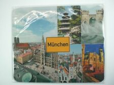 Mousepad Munich Bavaria Mousepad City Souvenir, Computer, New