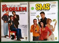 NO PROBLEM (2008)+ SMS SOTTO MENTITE SPOGLIE (2007) di Vincenzo Salemme - 2 DVD