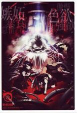 Fullmetal Alchemist A5 Anime Clear Shitajiki Pencil Board Homunculi