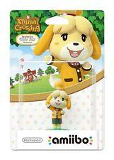 Nintendo figura amiibo canela (isabelle)