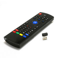 2.4G Wireless Remote Control Keyboard Tastatur Air Mouse For PC Android TV Box