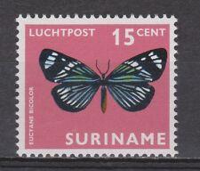 Luchtpost LP 47 MNH PF Suriname Vlinders butterflies ALL LP 47 - LP 59 PER PIECE
