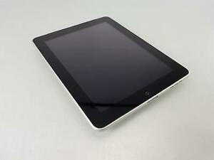 Apple iPad 1st Gen WiFi + Cellular A1337 64GB Silver Tablet