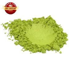 Green Apple Luxury Mica Colorant Pigment Powder Cosmetic Grade 1 Oz
