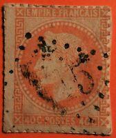 MARCOPHILES !  EMPIRE LAURÉ N° 31(TB-1167-1) + Oblit.LGC  Cotée 30 € s/Fragment