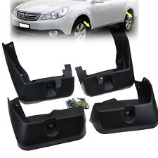 FITFOR 2010-2014 SUBARU OUTBACK MUD FLAPS SPLASH GUARDS MUDGUARDS 2011 2012 2013