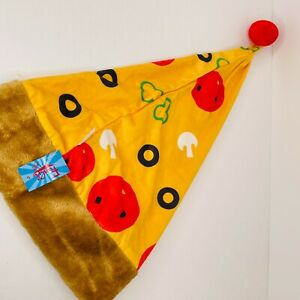 Adult Halloween Clown Hat Yellow One Size FunQi Gifts