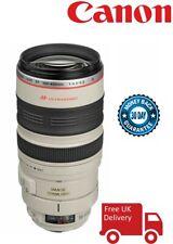 Canon 100-400mm F4.5-5.6L EF USM AF Image Stabilized Lens (UK)