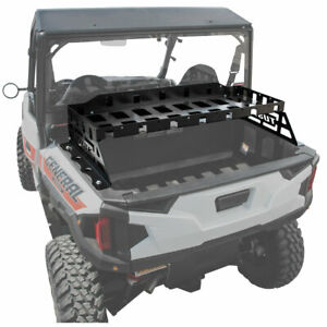 Polaris New OEM General Front Hood Storage Rack 2882149