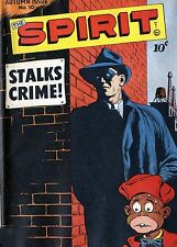 The Spirit #10 Photocopy Comic Book