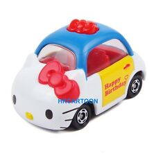 JAPAN RARE TOMY DREAM TOMICA HELLO KITTY ASIA SERIES DIECAST CAR MODEL 806332