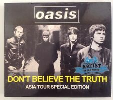 """Oasis """"Don't Believe The Truth"""" Asian Tour Edition, 2Cd, Rare, Oop,used"""