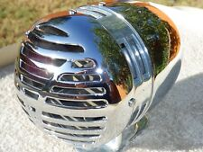 🚨FEDERAL SIGNAL RARE MODEL 0 SIREN•RESTORED•RECHROMED•POLISHED•READY4INSTALL!!!