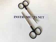 "2 SuperCut Iris Scissors 4.5"" Curved & Straight German Stainless Steel CE"