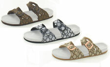 Buckle Slip Ons, Mules Synthetic Shoes for Women