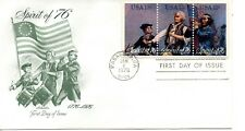 US FDC #1631a Spirit Of '76, Artmaster (7569)