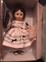 "FAB! Madame Alexander 8""Doll Party Dress Wendy Doll 2004 Mint!!!"
