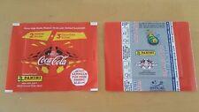 Panini EM 2016 1 Coca Cola Tüte UEFA Euro 12 / Bustina Pochette Euro 16