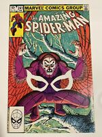 Amazing Spider-Man #241 Vulture Vintage Marvel High Grade
