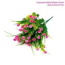 Baby Breath Gypsophila Artificial Flowers Bouquet Silk Home Wedding Decor Fake