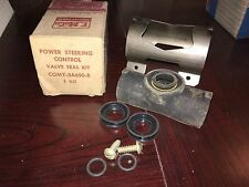 NOS Ford 1960 Mercury Power Steering Valve Seal Kit Monterey Montclair C0MY-3A65