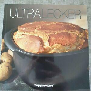 Ultra Lecker - Rezeptbuch - Kochheft - Rezepte für Ultra - Tupperware
