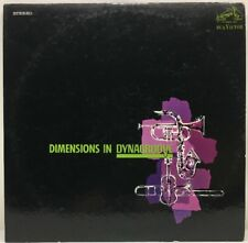 Dimensions In Dynagroove Lp record PRS 180 SNRS-3412