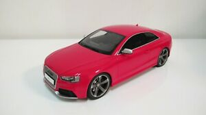 1:18 GT SPIRIT AUDI A5 RS5 COUPE RED GT033 RESIN CARS