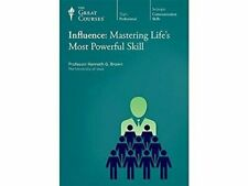 Influence : Mastering Life's Most Powerful Skill (2013, CD) BRAND NEW!!