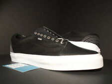 VANS OLD SKOOL '92 RE-ISSUE S CARHARTT BLACK WHITE SUPREME WTAPS VN-0QHTBLK 10.5