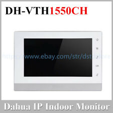 Dahua VTH1550CH IP Indoor Monitor POE 7-inch Color Touch Screen Video Intercom