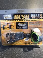 Montana Black Gold Rush Sight Left Lh, 7 Pin .019