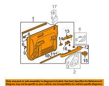 HONDA OEM 03-04 Element Front Door-Interior Trim Panel Right 83500SCVA11ZD