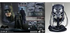 Batman v Superman Dawn of Justice Batman 1/6 Figure Hot Toys Exclusive