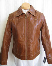 WILSONS LEATHER FASHION JACKET WOMEN SIZE M HOT UNIQUE NWT $199