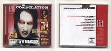 Cd ROCKSTAR Compilation Marilyn Manson Vol 8 Fallen angels NUOVO Soulfly Parish