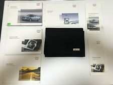 �Oem Audi C6 A6 2007 07 Owners Manual set guide with case 3.2 & 4.2