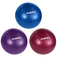 "FitBALL Mini Exercise Ball 9"" Yoga Pilates Crossfit"
