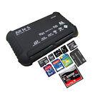 Multi all in1 USB MEMORY CARD READER SD SDHC M2 CF XD MMC MS MICRO MINI EXTERNAL