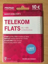 T-Mobile Prepaid Simkarte Magenta Mobil Start S gut zu merkende Nr. zur Auswahl