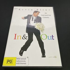 In And Out DVD R4 Like New! – FREE POST
