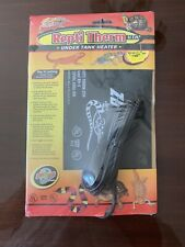 "ReptiTherm Uth Heat Pad 10-20 Gallon Reptile Terrarium 6"" x 8"" (Rh-4)"